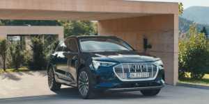 Audi E-tron-For families