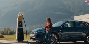 Audi - E tron l