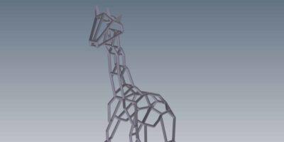 S7 Airlines - Giraffe c