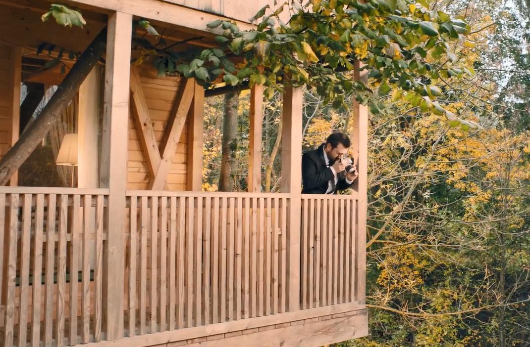 Smartbox-Cabane dans les arbres