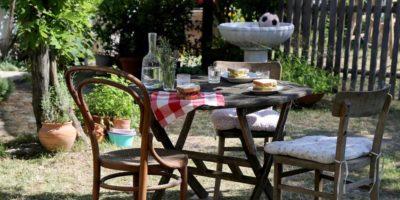 Vilagio-The yard a