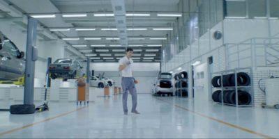 cilit bang - the mechanic k