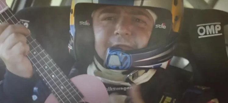 volkswagen -polo wrc rallygator