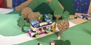 Lego-Hearlake city o