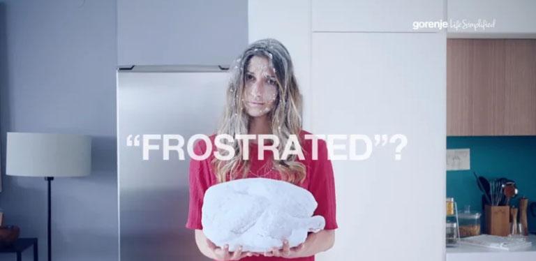 gorenje - no more frostrations