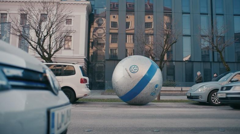 volkswagen - big ball